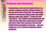 problems with relativism24