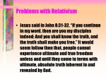 problems with relativism25
