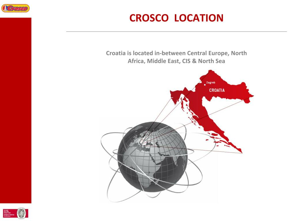 CROSCO  LOCATION