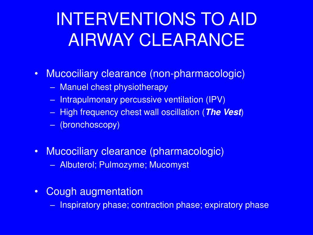 INTERVENTIONS TO AID