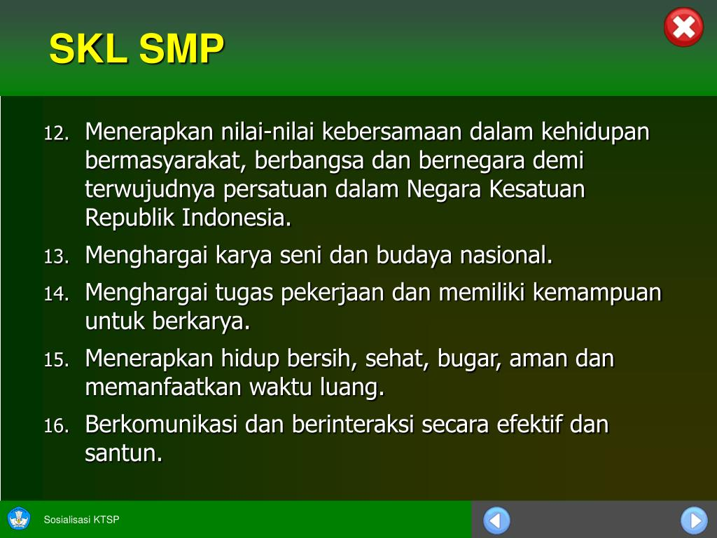 SKL SMP