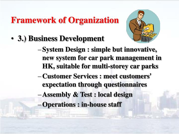 Framework of Organization