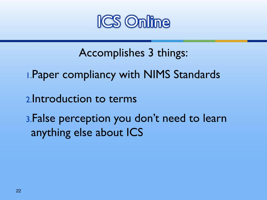 ICS Online