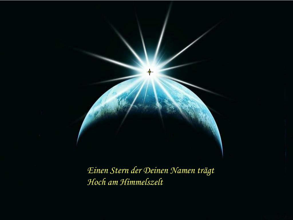 Einen Stern der Deinen Namen trägt