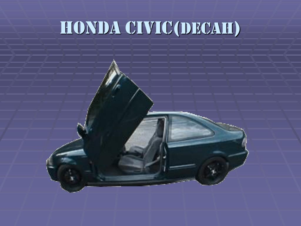 Honda Civic(