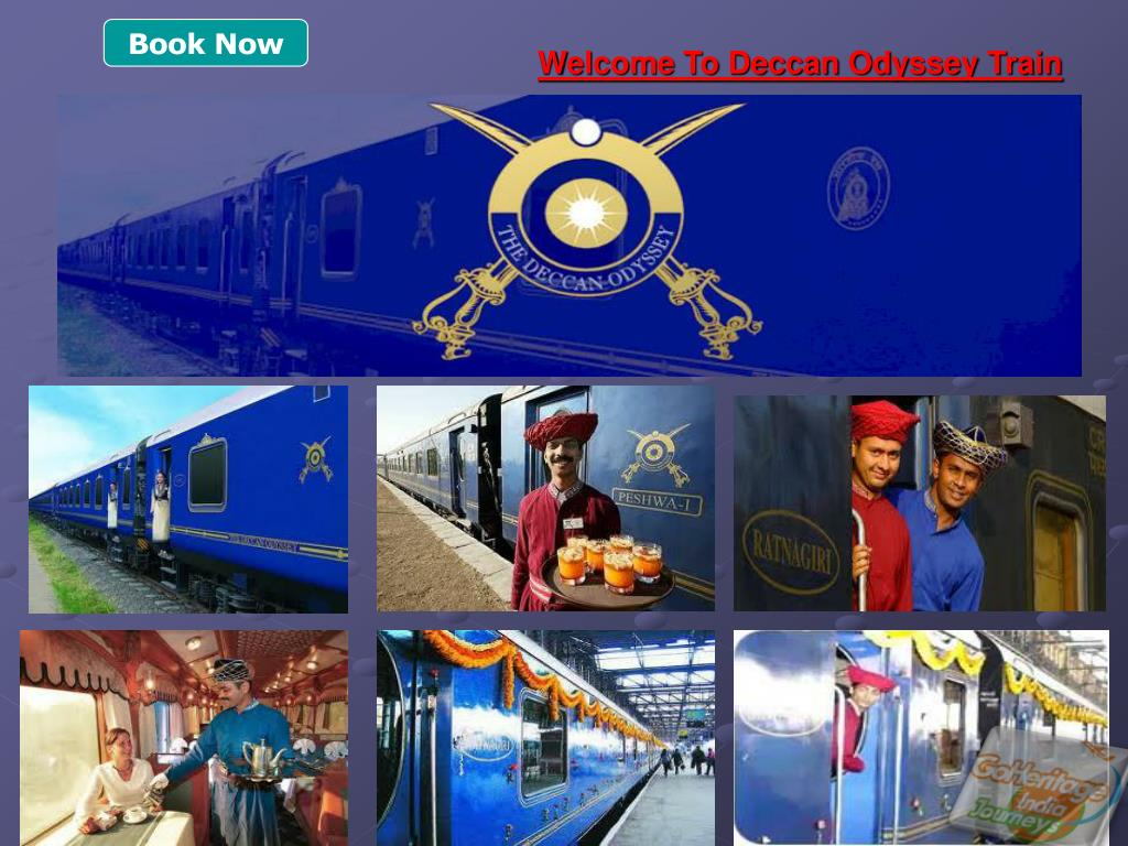 Welcome To Deccan Odyssey Train