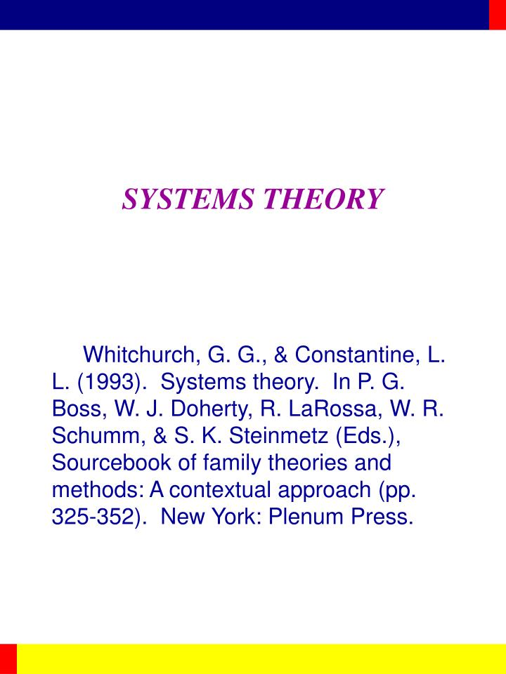 Systems theory l.jpg