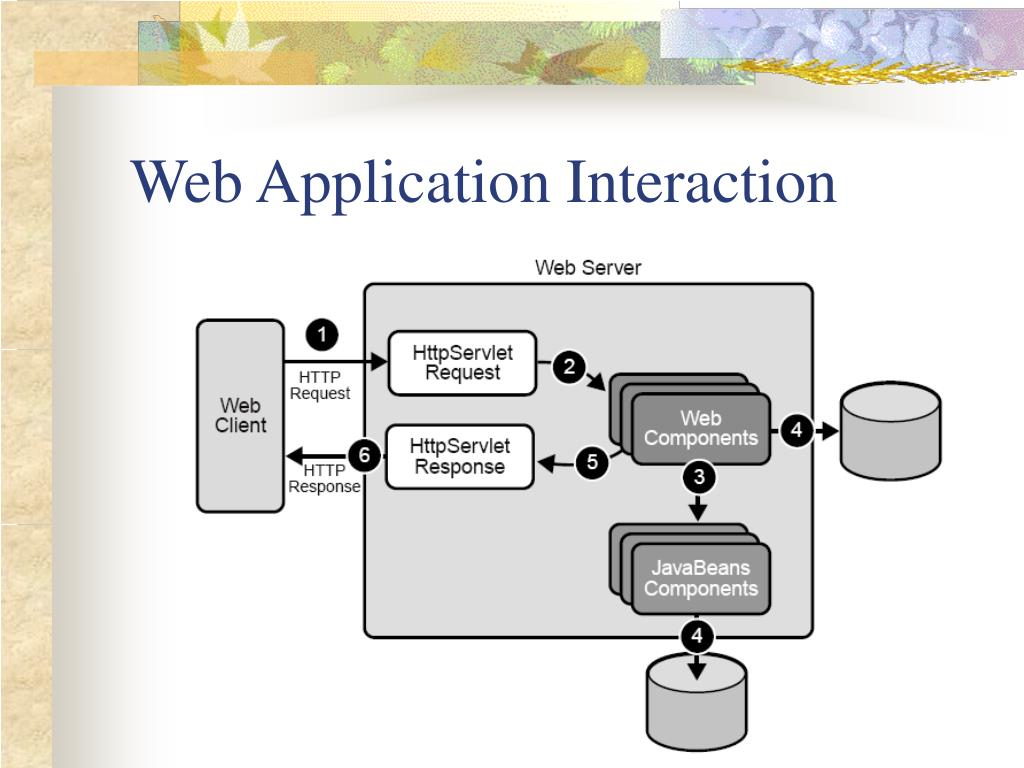 Web Application Interaction
