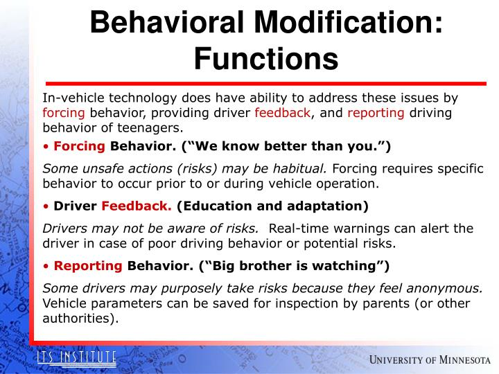 How to Use Behavior Modification How to Use Behavior Modification new picture