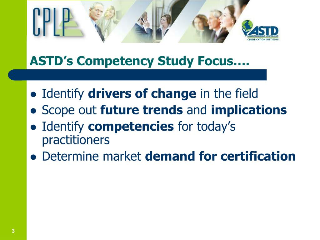 ATD Competency Model - ATD | The World's Largest Talent ...