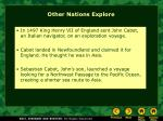 other nations explore