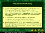 the jamestown colony1