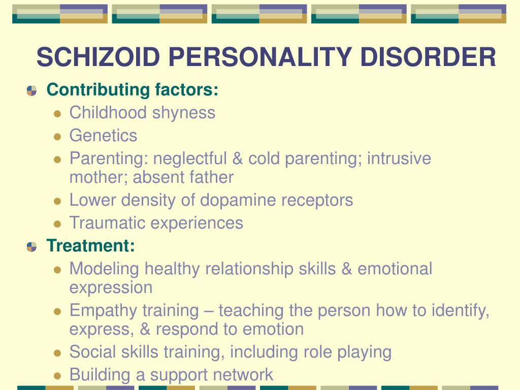 Dating someone with schizotypal personality disorder