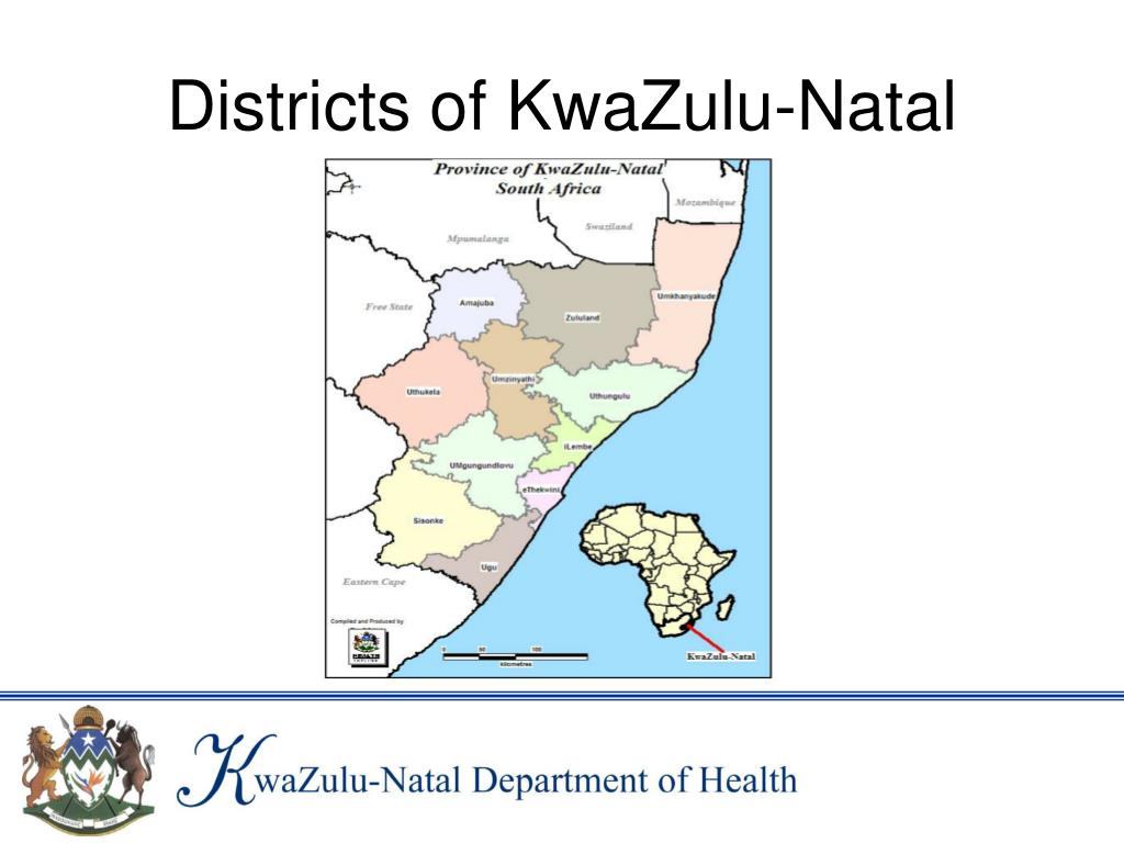Districts of KwaZulu-Natal