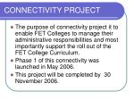 connectivity project24