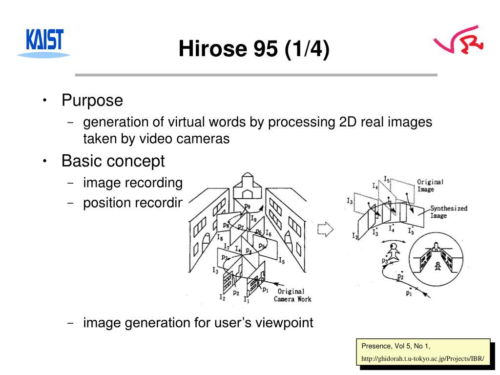 Hirose 95 (1/4)