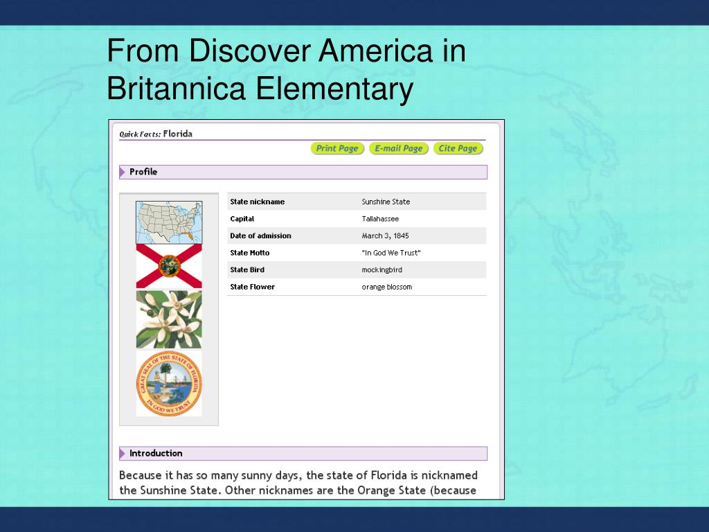 From Discover America in