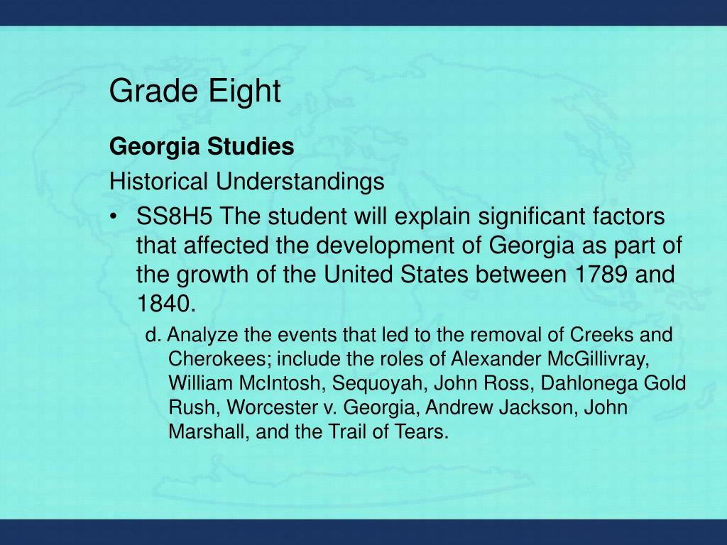 Grade Eight