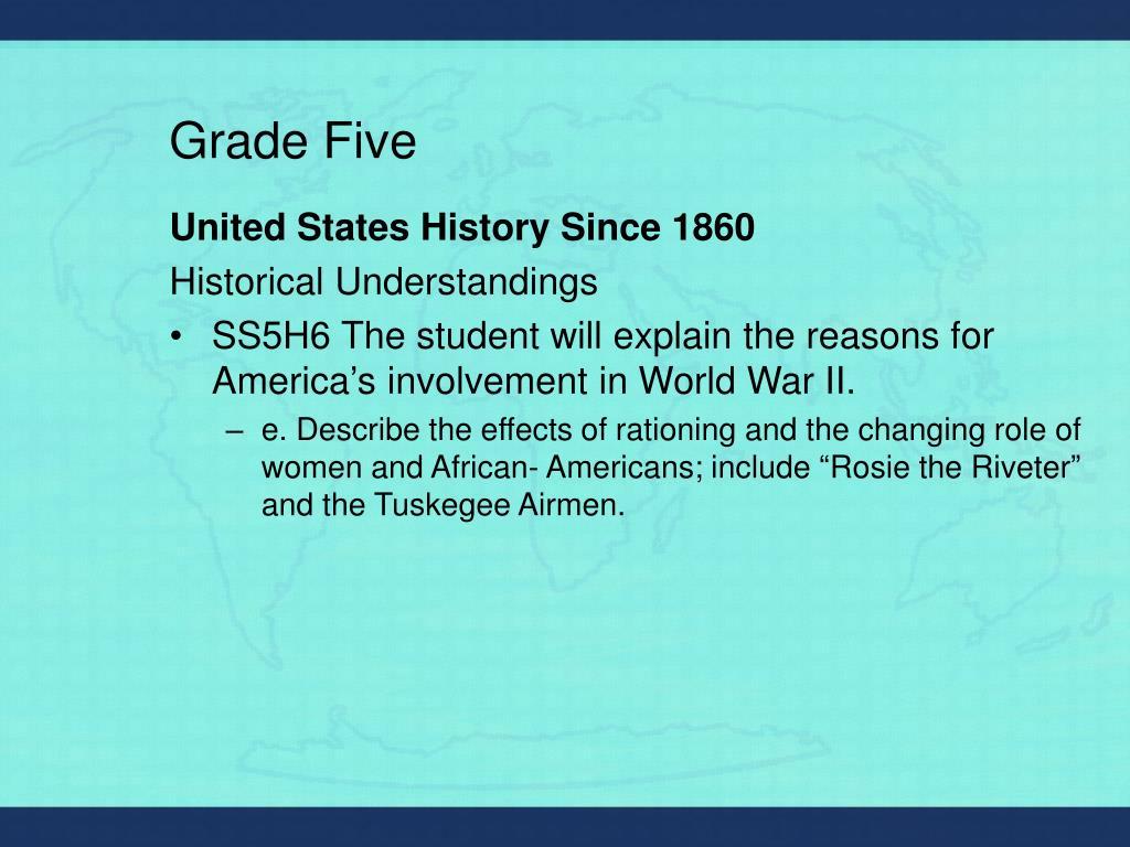 Grade Five