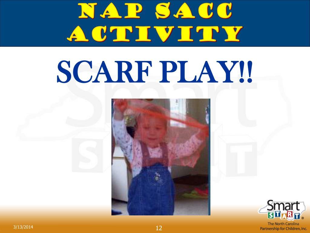 NAP SACC ACTIVITY