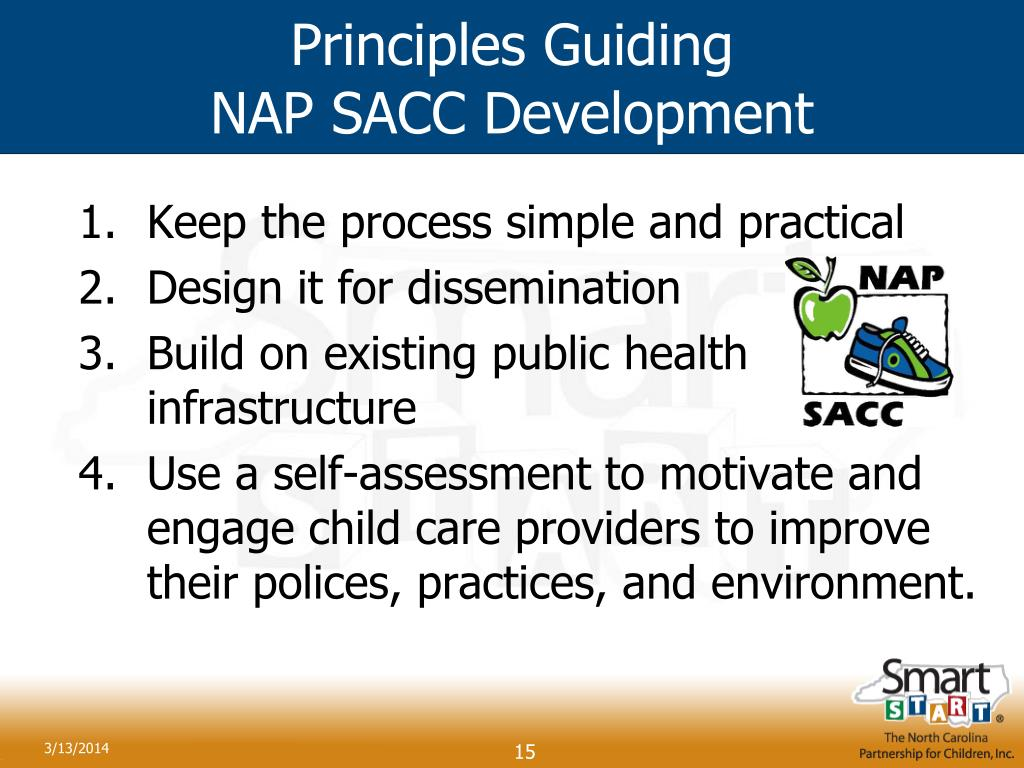 Principles Guiding
