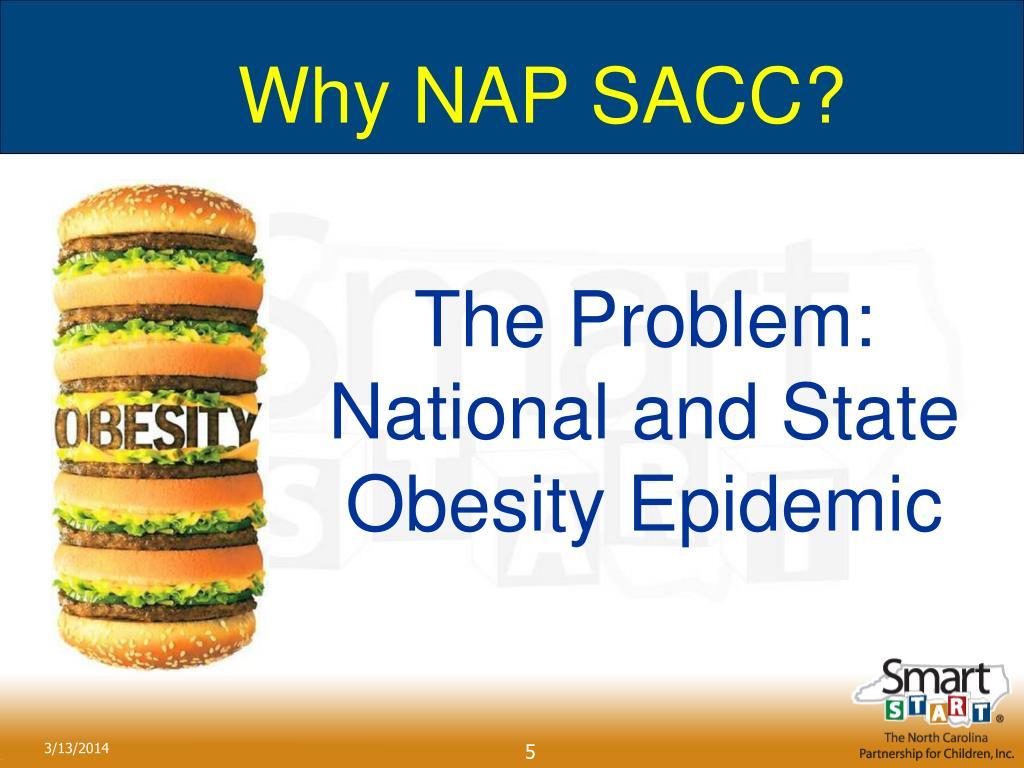 Why NAP SACC?