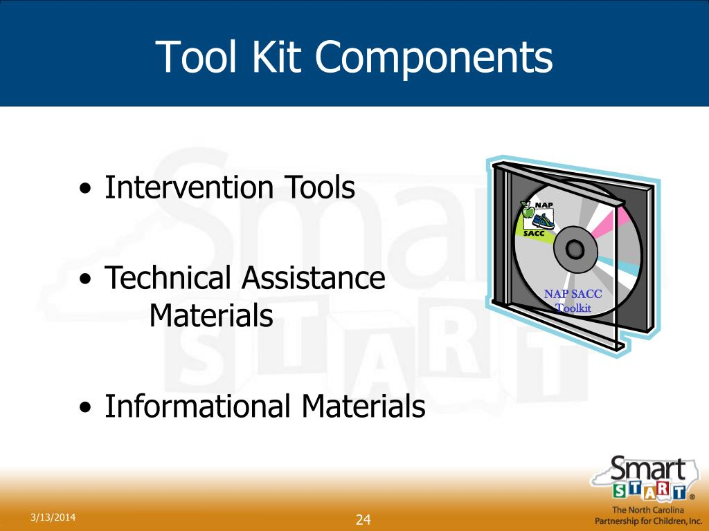 Tool Kit Components