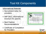 tool kit components27