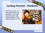 getting started outdoors23