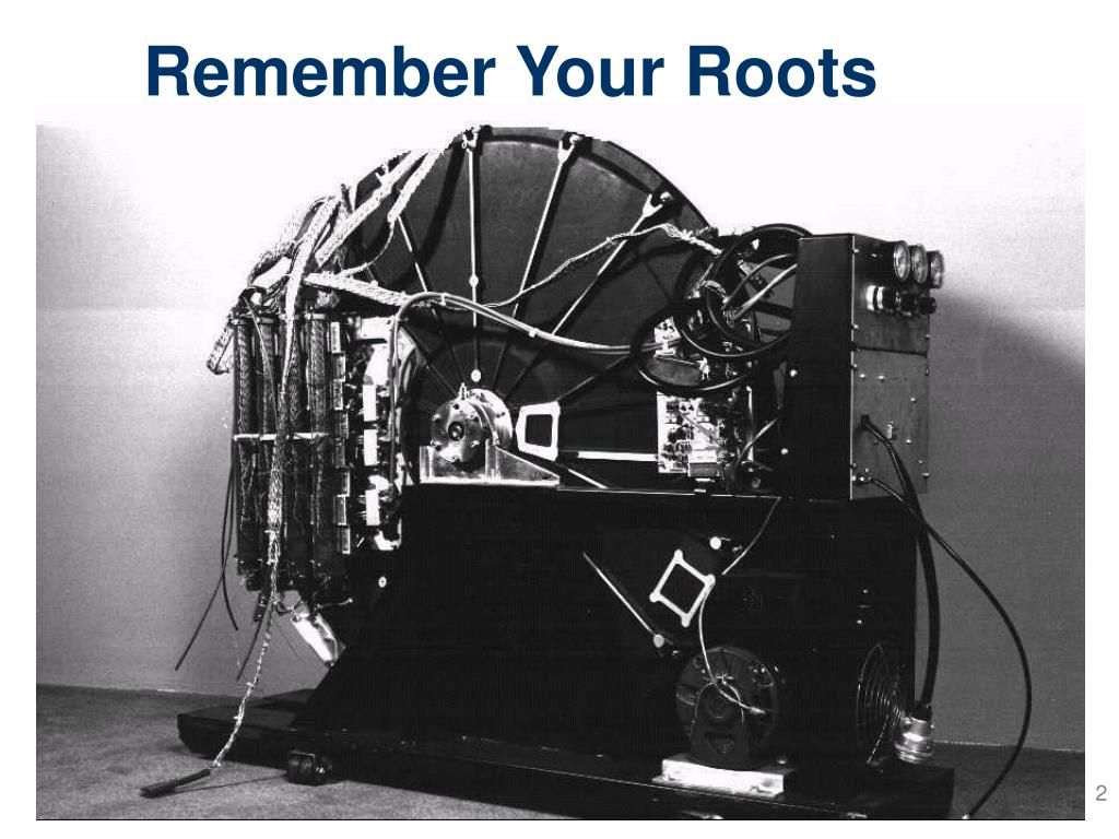 Remember Your Roots