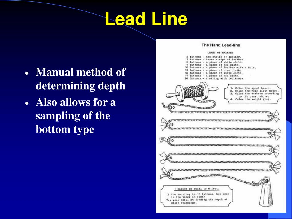 Lead Line