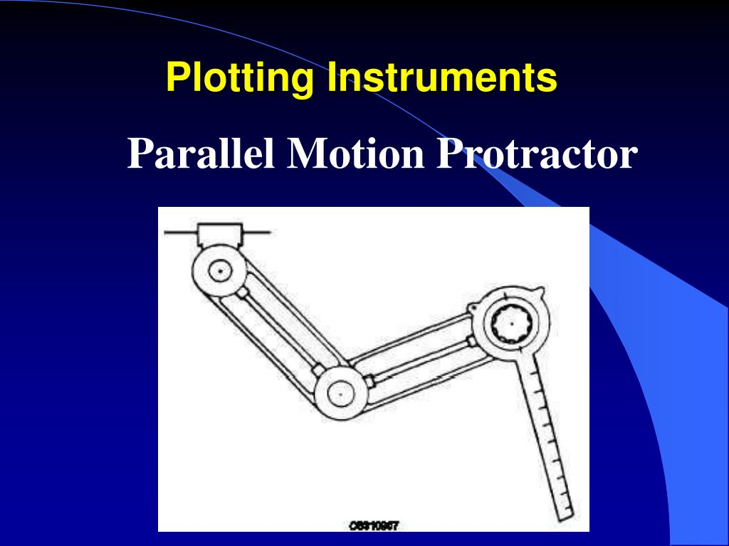 Plotting Instruments