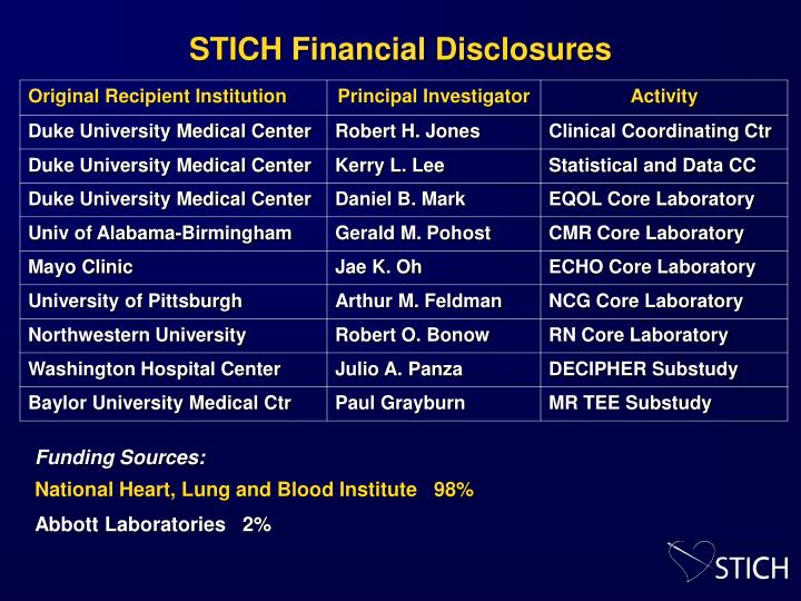 Stich financial disclosures l.jpg
