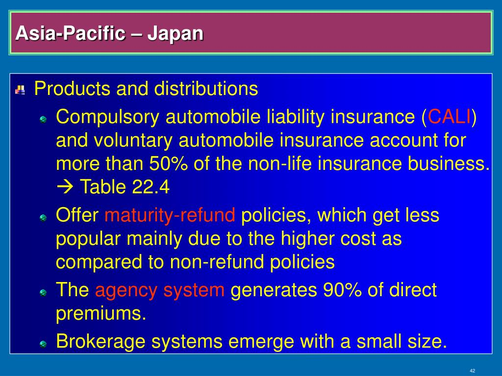 Asia-Pacific – Japan