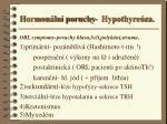 hormon ln poruchy hypothyre za