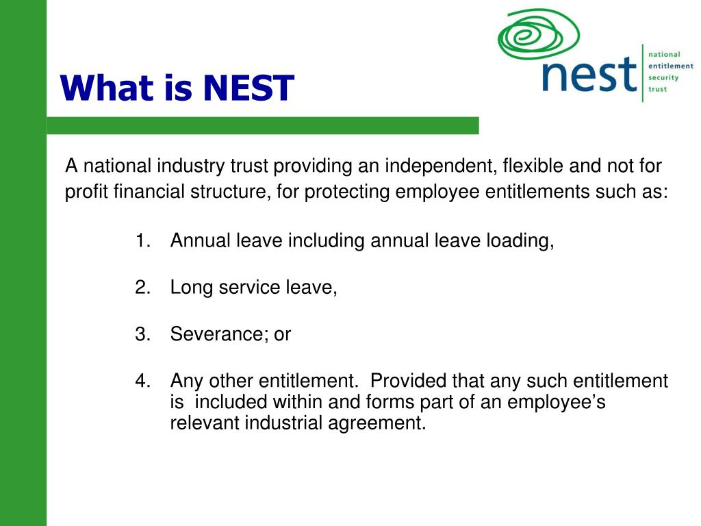 What is NEST