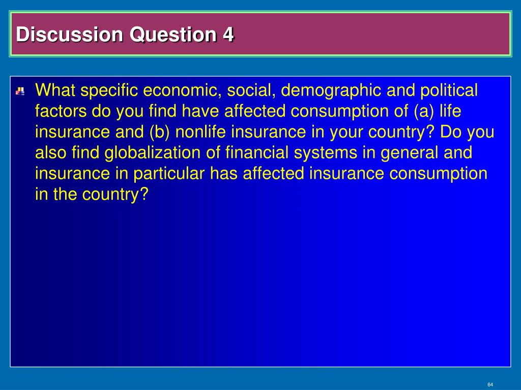 Discussion Question 4