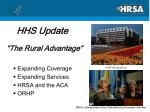 hhs update