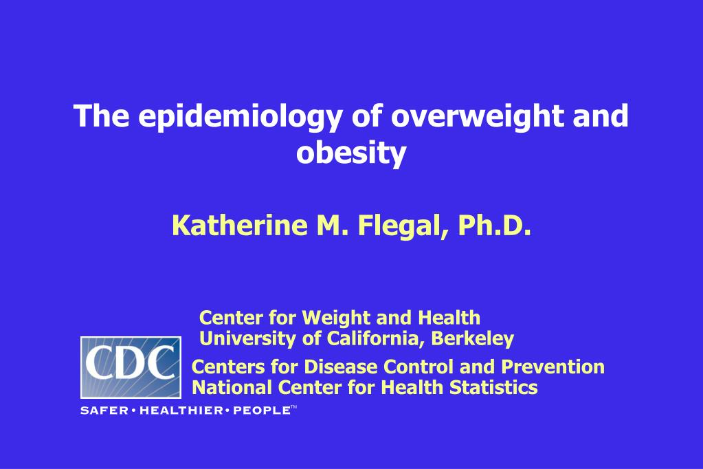 The epidemiology of overweight and obesity