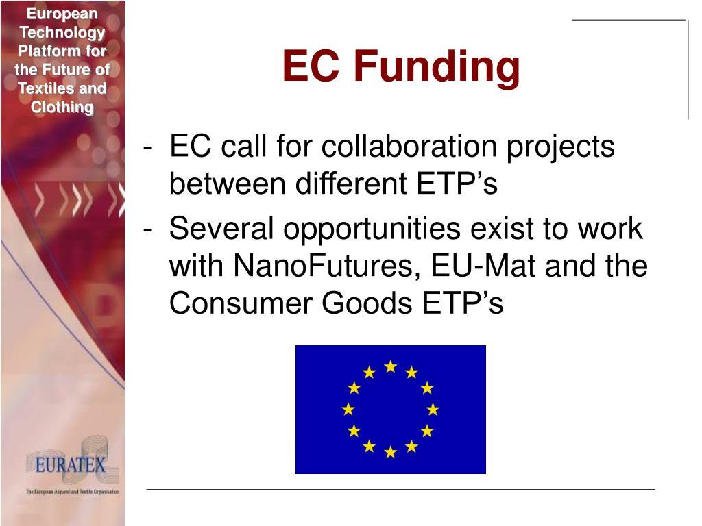 EC Funding