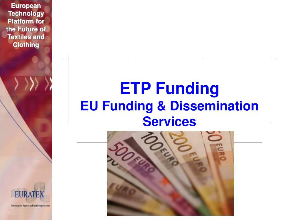 ETP Funding
