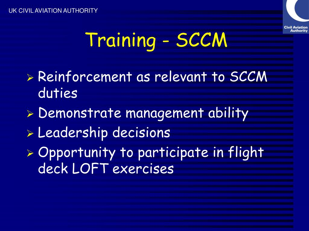 Training - SCCM