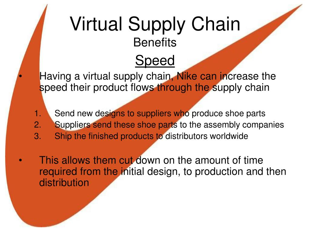 virtual supply chain Supply chains to virtual integration [ram reddy, sabine reddy] on amazoncom free shipping on qualifying offers based on the infrastructure provided by internet technologies, fundamental changes are occurring in the way firms design.