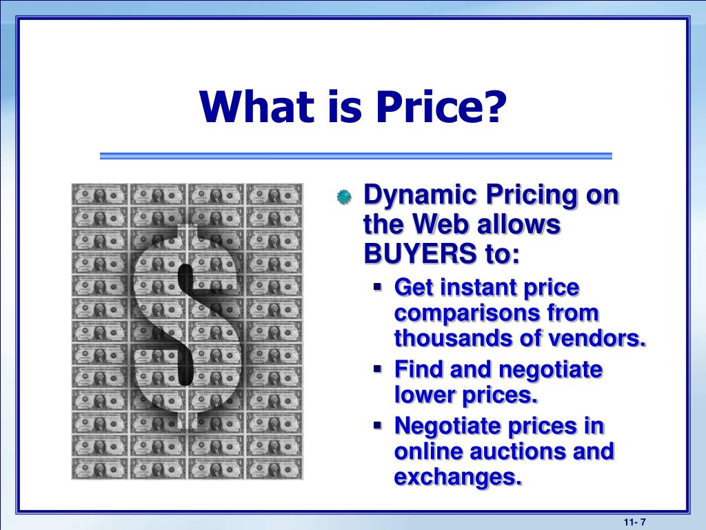 What is Price?