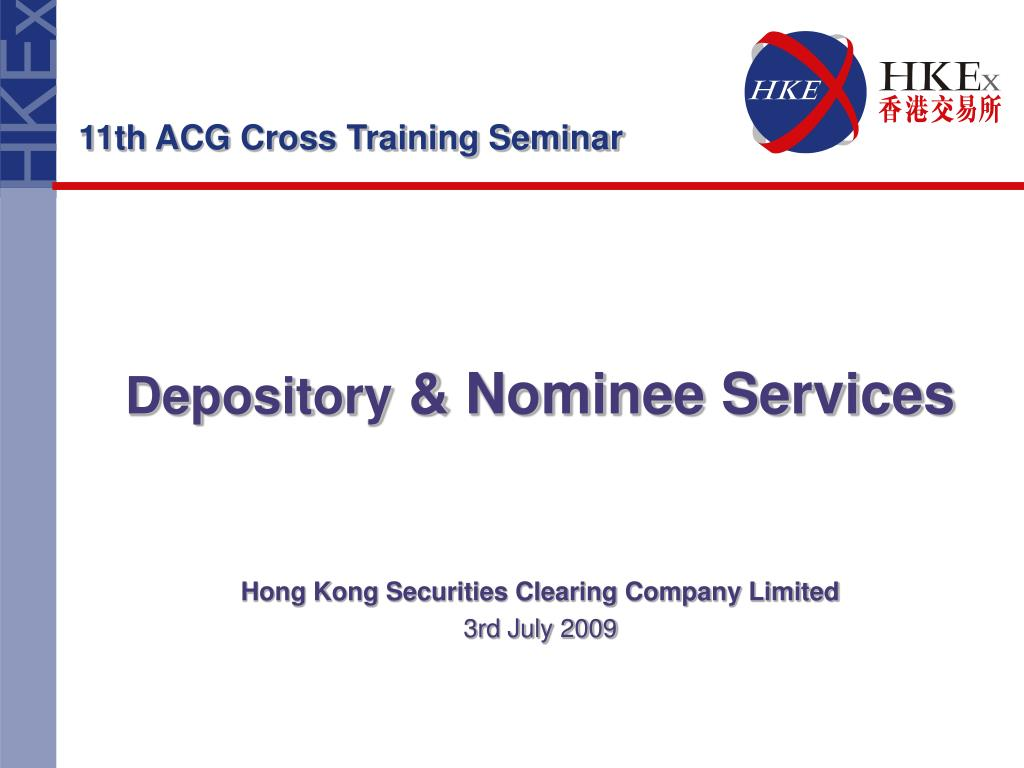 11th ACG Cross Training Seminar