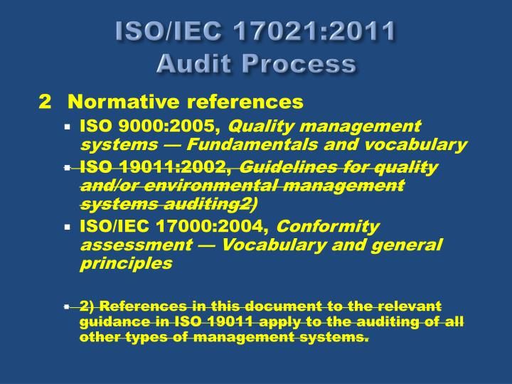 Iso iec 17021 2011 audit process2 l.jpg