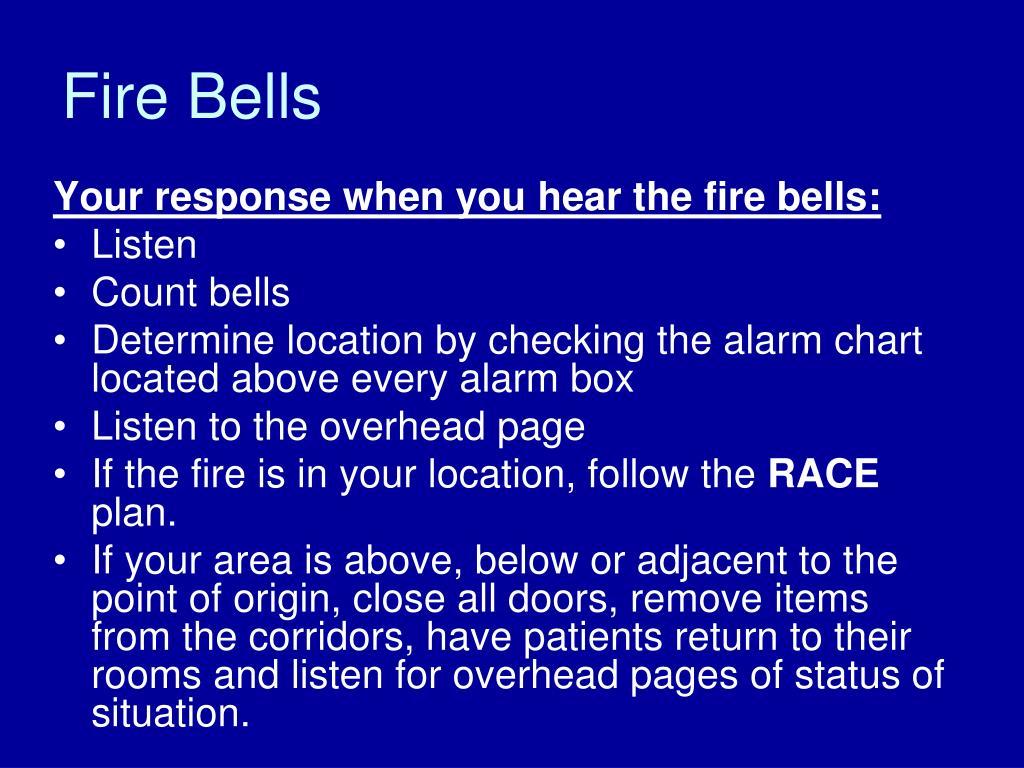 Fire Bells