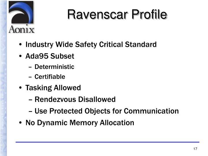 Ravenscar Profile