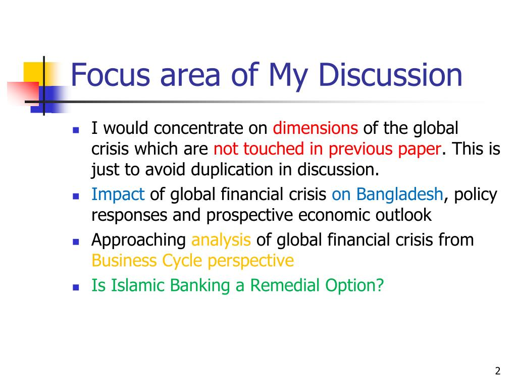 global financial crisis 2 essay