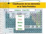 clasificaci n de los elementos en la tabla peri dica17